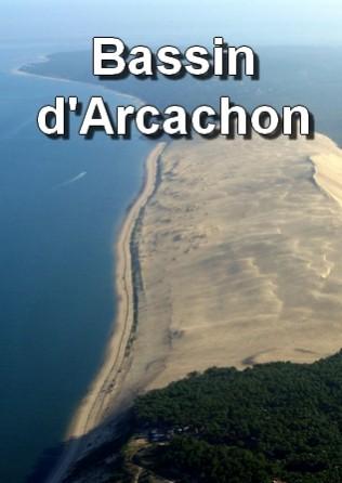Prix du transport vers Le Bassin d'Arcachon